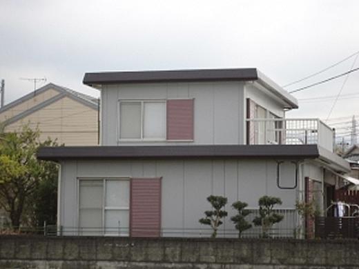 ワタケンビルドの施工事例【Before】